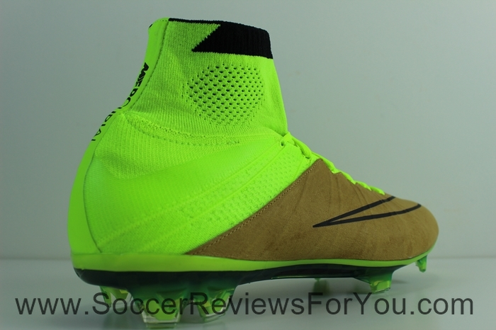 Nike Mercurial Superfly 4 Leather Volt (12)