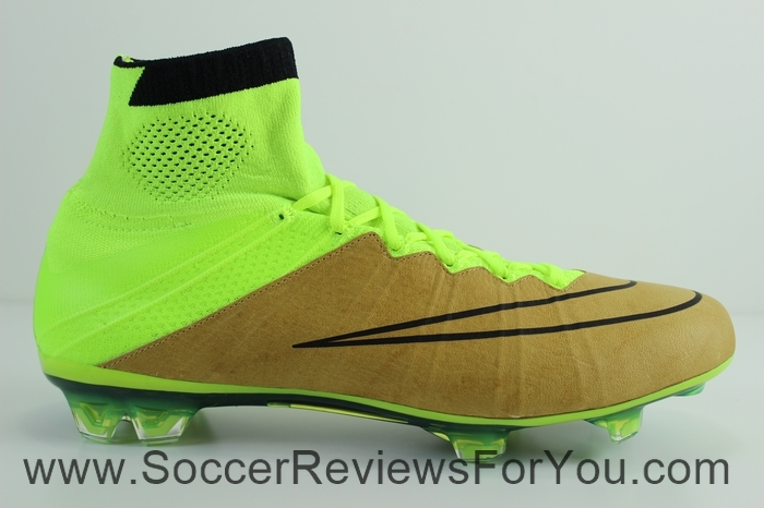 Nike Mercurial Superfly 4 Leather Volt (3)