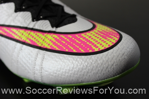 Nike Mercurial Superfly 4 Soccer/Football Boots Shine Through Collection