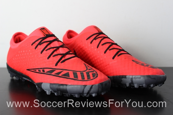finest selection 39023 0855b Nike MercurialX Finale Indoor & Turf Review - Soccer Reviews ...