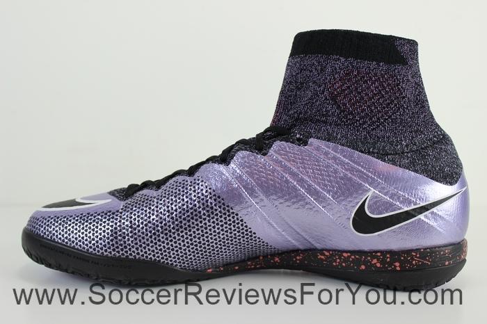 Nike MercurialX Proximo IC Chrome (4)