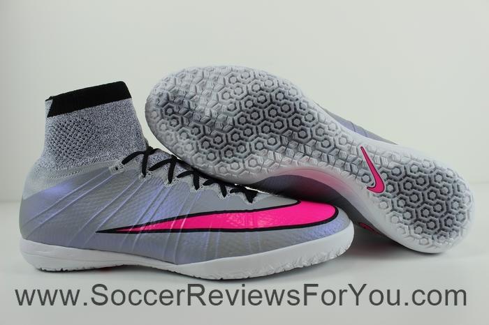Nike MercurialX Proximo IC Wolf Grey (1)