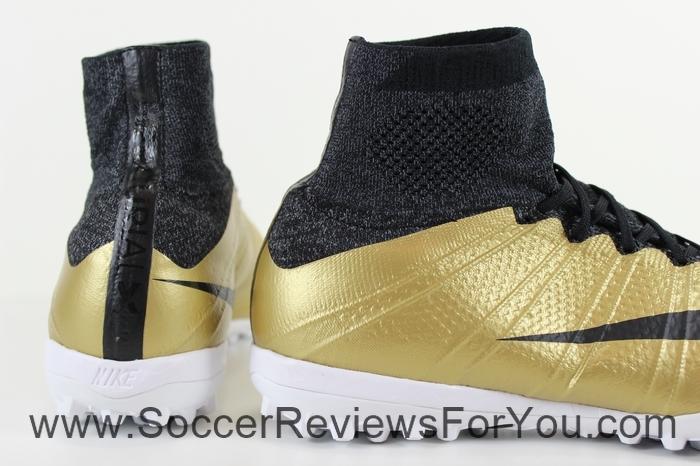 Nike MercurialX Proximo Street Metallic Gold (11)