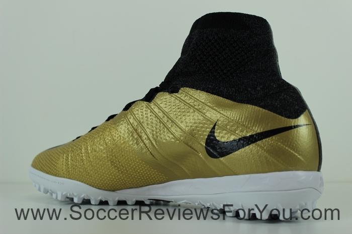 Nike MercurialX Proximo Street Metallic Gold (13)