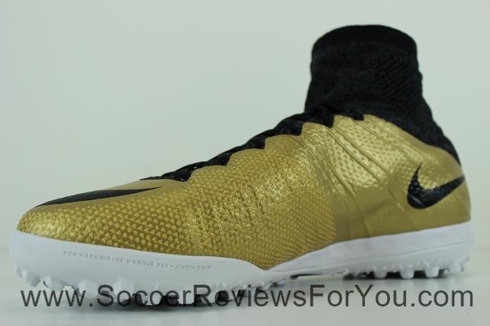 Nike MercurialX Proximo Street Metallic Gold (15)