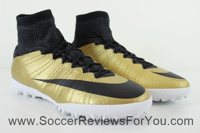 Nike MercurialX Proximo Street Metallic Gold (2)