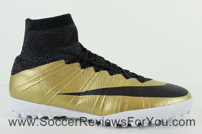 Nike MercurialX Proximo Street Metallic Gold (3)