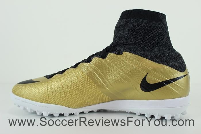 Nike MercurialX Proximo Street Metallic Gold (4)
