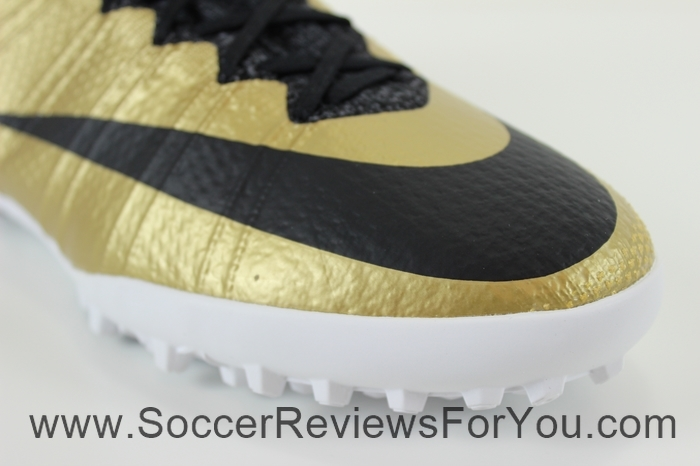 Nike MercurialX Proximo Street Metallic Gold (5)