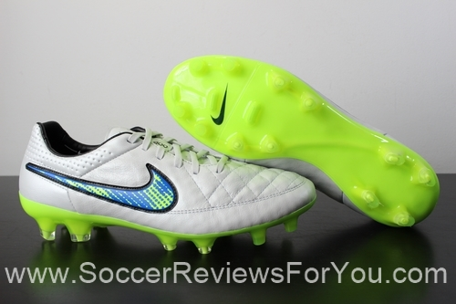 Nike Tiempo Legend 5 Soccer/Football Boots Shine Through Collection