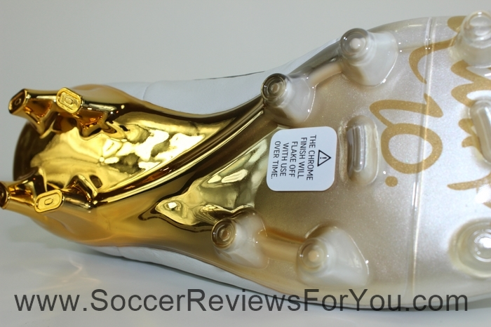 Nike Tiempo Legend 5 Ronaldinho R10 Touch of Gold (2)