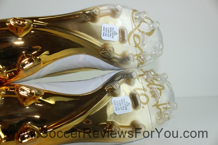 Nike Tiempo Legend 5 Ronaldinho R10 Touch of Gold (6)