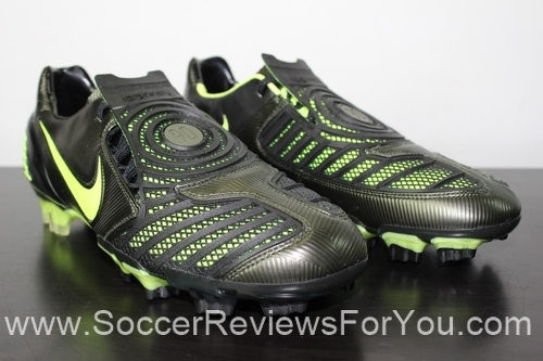 Nike Total 90 Laser II Synthetic Video Review - Soccer ...
