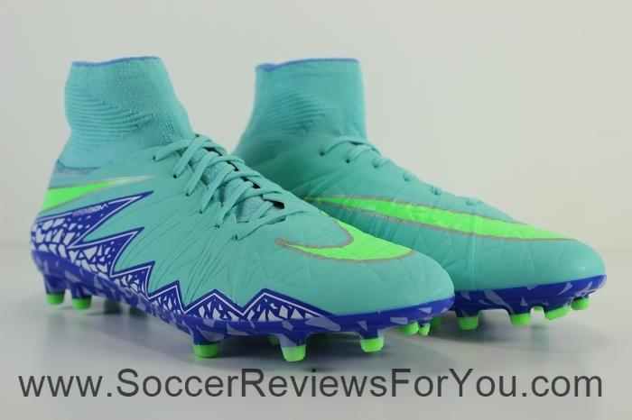 Nike Womens Hypervenom Phantom 2 Green (2)