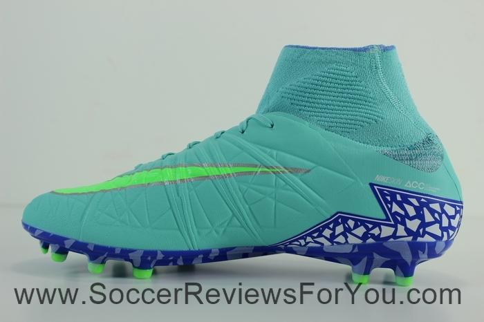 Nike Womens Hypervenom Phantom 2 Green (4)