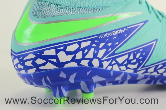 Nike Womens Hypervenom Phantom 2 Green (8)