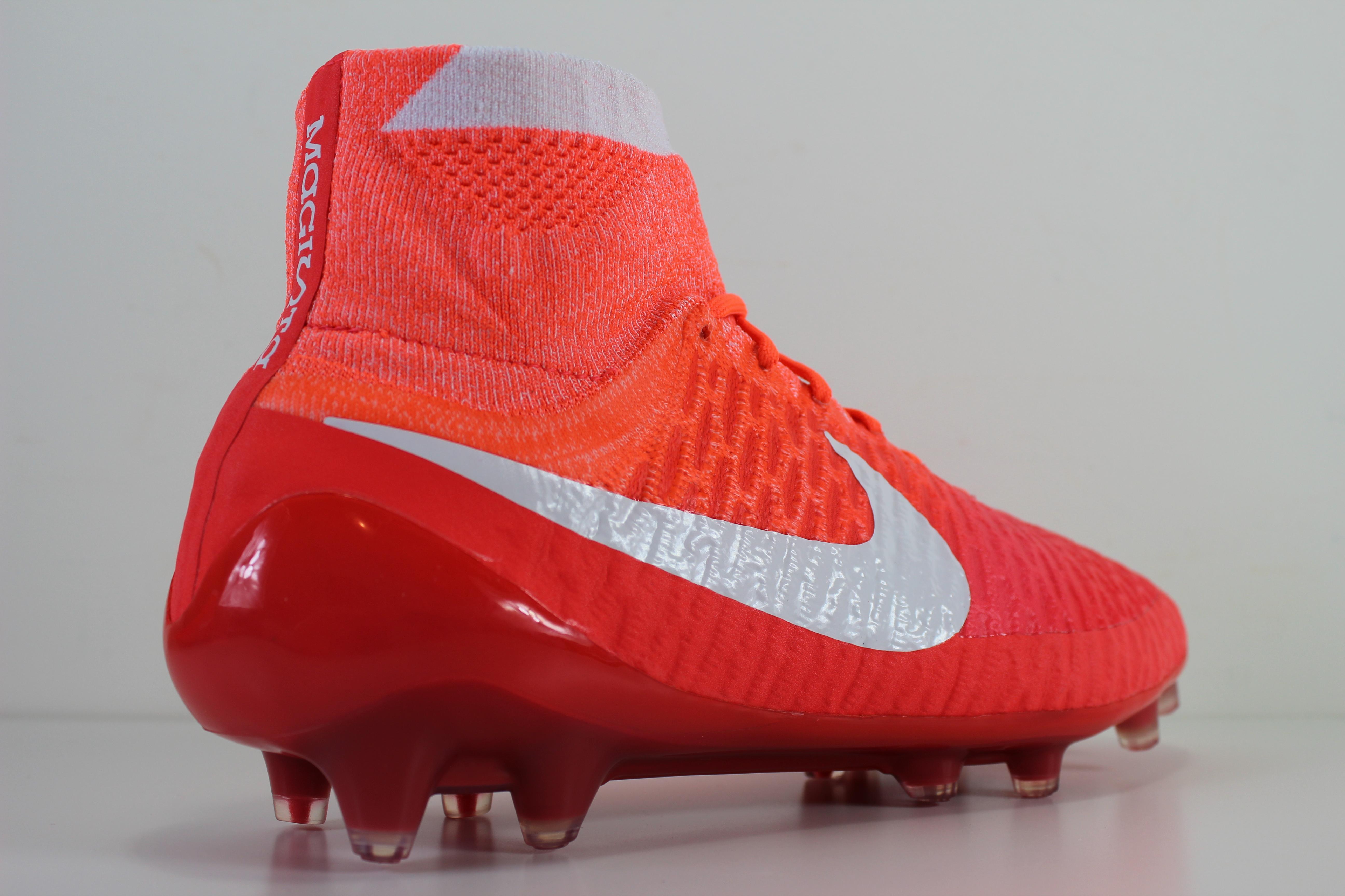 Nike Womens Magista Obra Red (11)