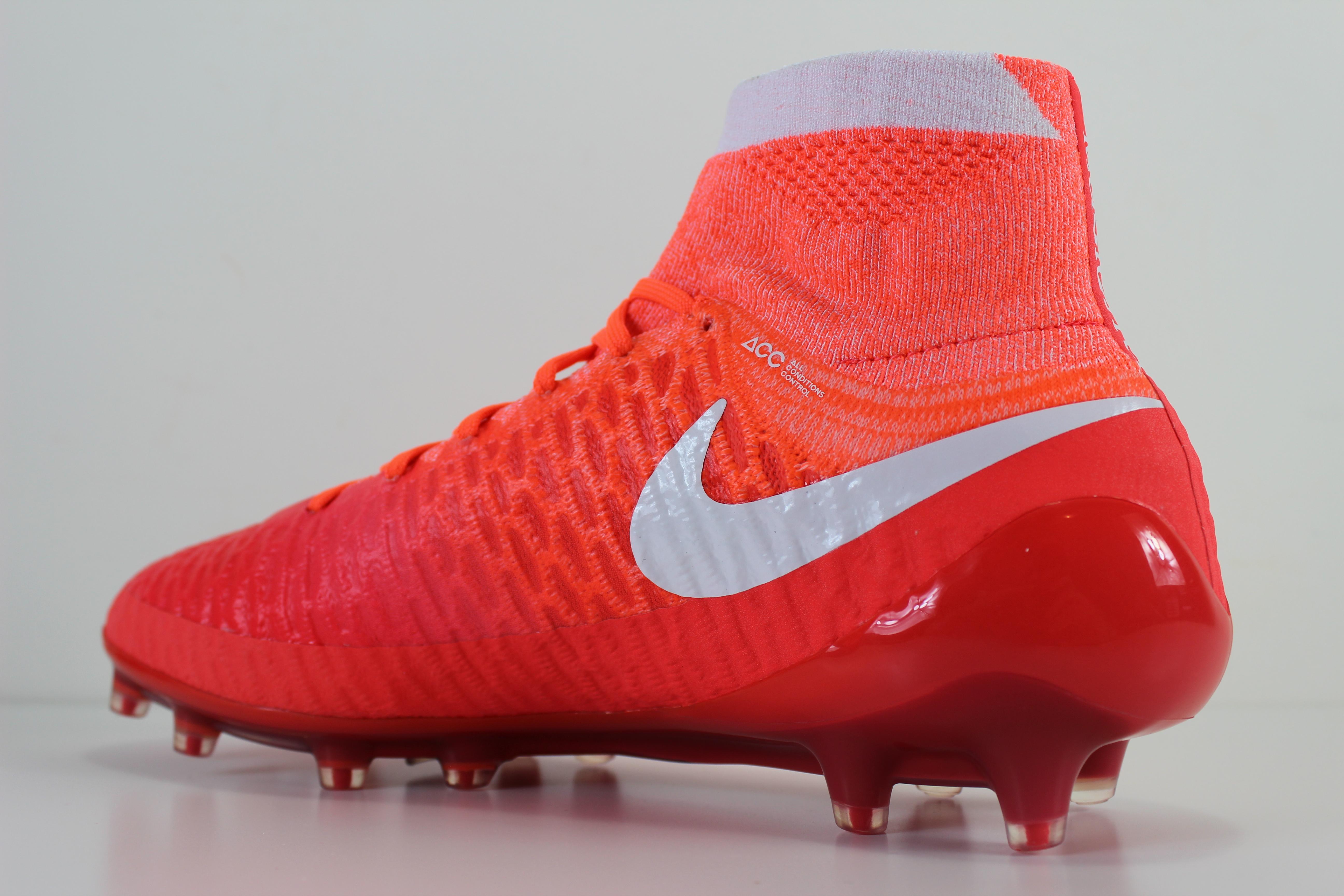 Nike Womens Magista Obra Red (12)