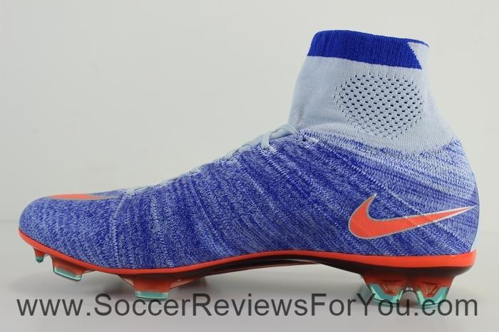 Nike Womens Mercurial Superfly Blue (4)