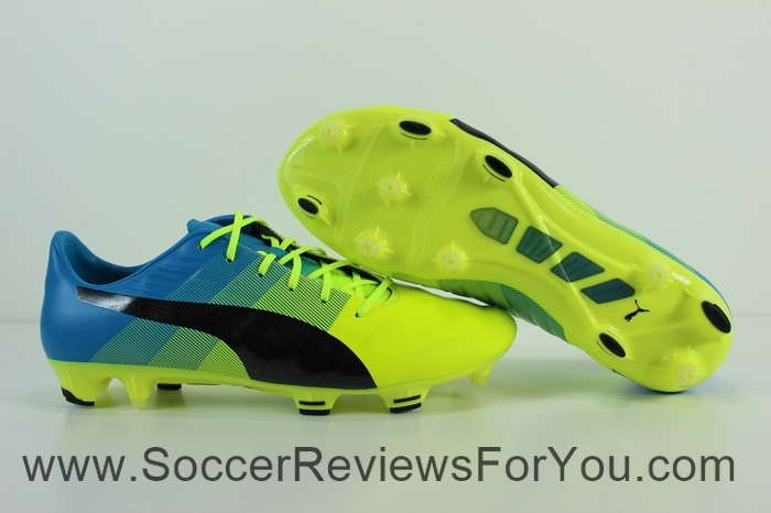 Puma evoPOWER 1.3 Yellow (1)