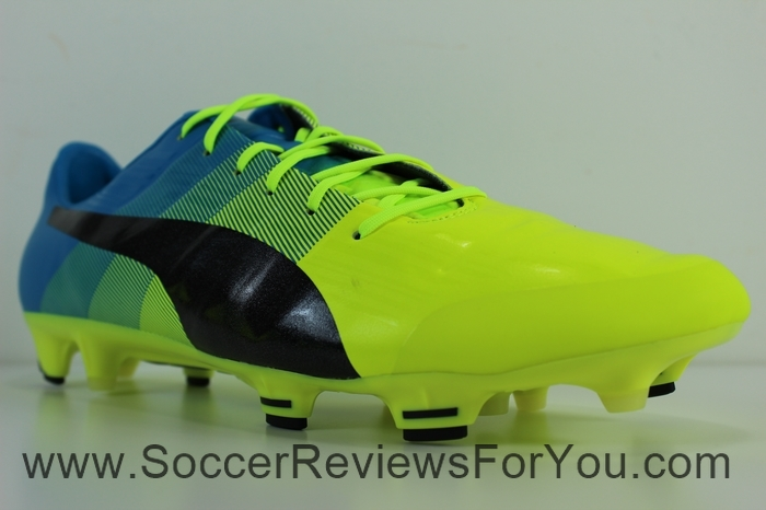 Puma evoPOWER 1.3 Yellow (14)