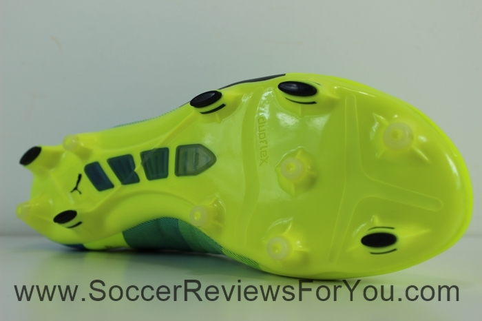 Puma evoPOWER 1.3 Yellow (16)