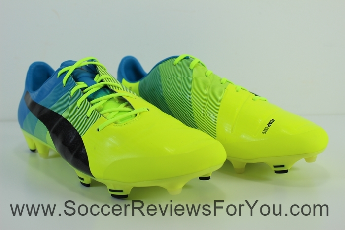 Puma evoPOWER 1.3 Yellow (2)