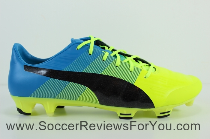 Puma evoPOWER 1.3 Yellow (3)