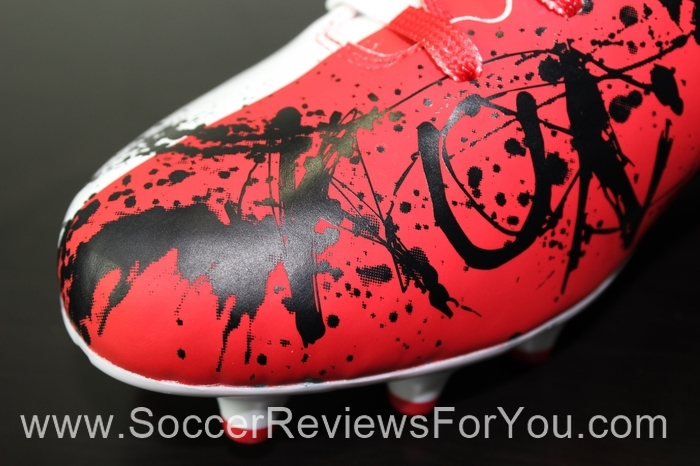Puma evoSPEED 1.3 Kun Aguero Limited Edition Review - Soccer Cleats ... b09fbc9310a7