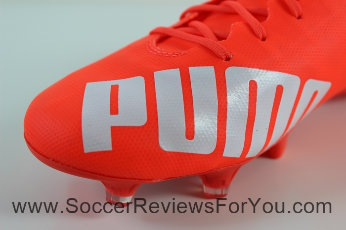 Puma evoSPEED 1.4 SL Leather  Red (15)