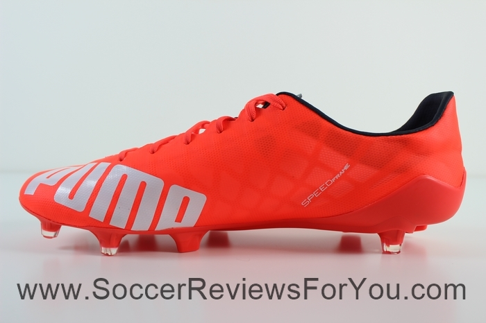 Puma evoSPEED 1.4 SL Leather  Red (17)