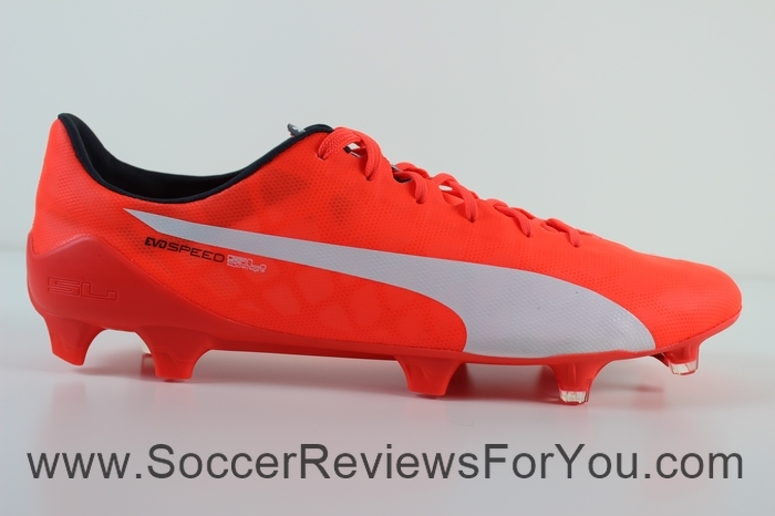 Puma evoSPEED 1.4 SL Leather  Red (18)