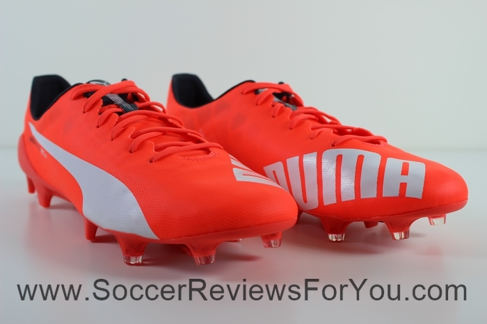 Puma evoSPEED 1.4 SL Leather  Red (19)