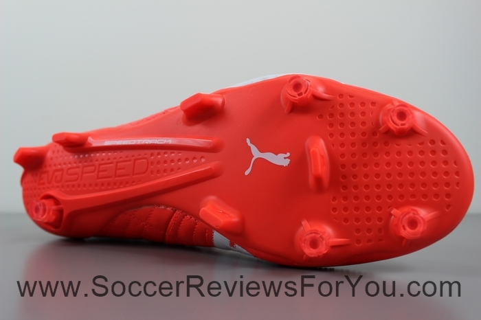 Puma evoSPEED 1.4 SL Leather  Red (25)