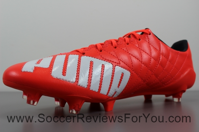 Puma evoSPEED 1.4 SL Leather  Red (26)
