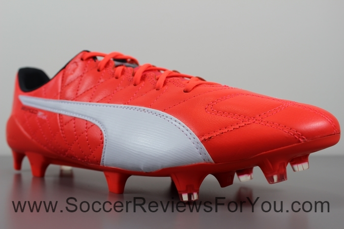 Puma evoSPEED 1.4 SL Leather  Red (27)