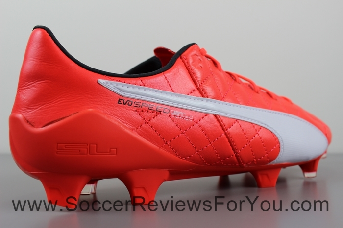 Puma evoSPEED 1.4 SL Leather  Red (29)