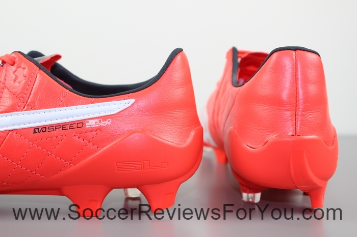 Puma evoSPEED 1.4 SL Leather  Red (30)