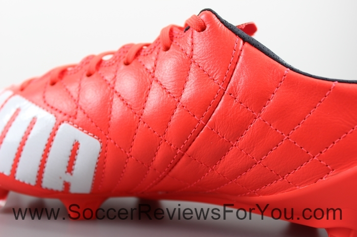 Puma evoSPEED 1.4 SL Leather  Red (33)