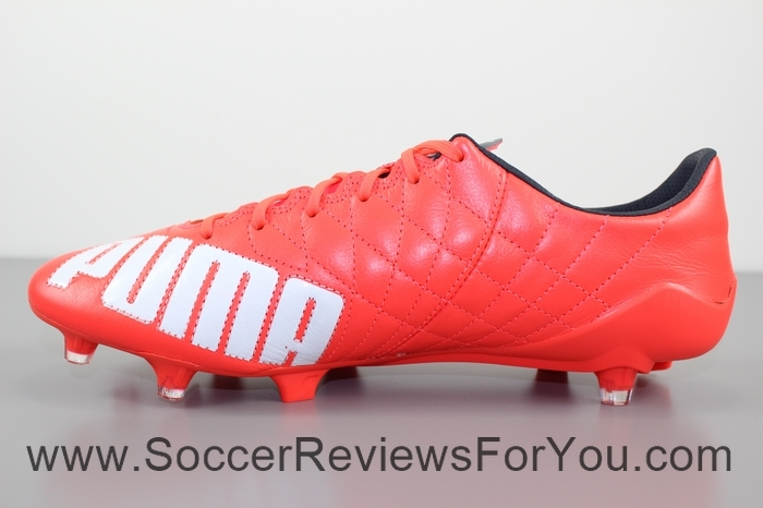Puma evoSPEED 1.4 SL Leather  Red (38)
