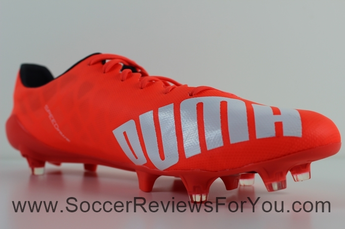 Puma evoSPEED 1.4 SL Leather  Red (6)