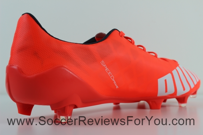Puma evoSPEED 1.4 SL Leather  Red (8)