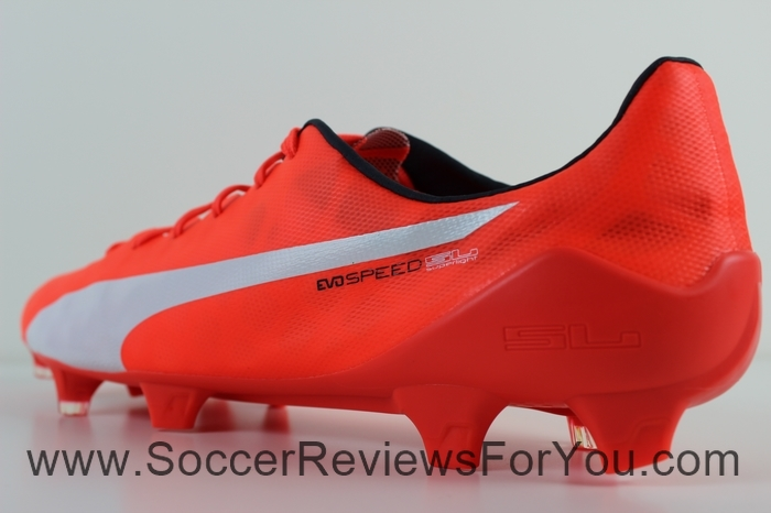 Puma evoSPEED 1.4 SL Leather  Red (9)