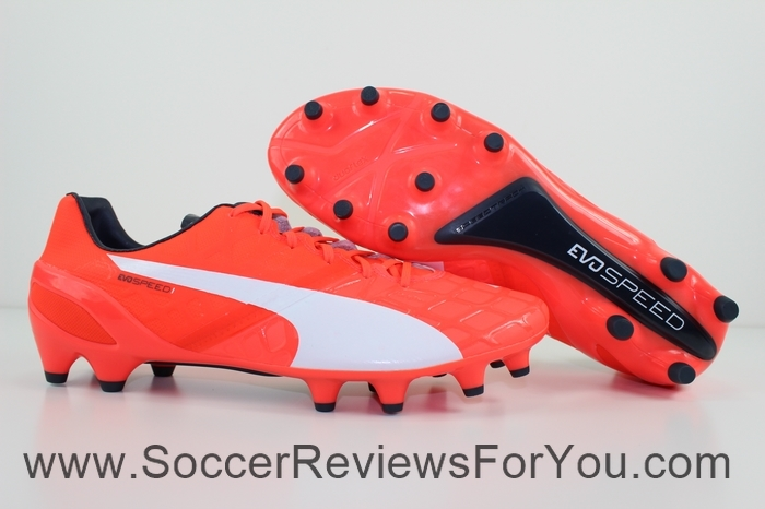 Puma evoSPEED 1.4 Review - Soccer Reviews For You