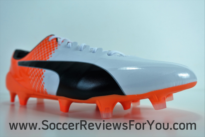 Puma evoSPEED SL-S White-Orange (13)