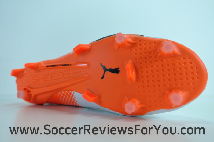 Puma evoSPEED SL-S White-Orange (15)