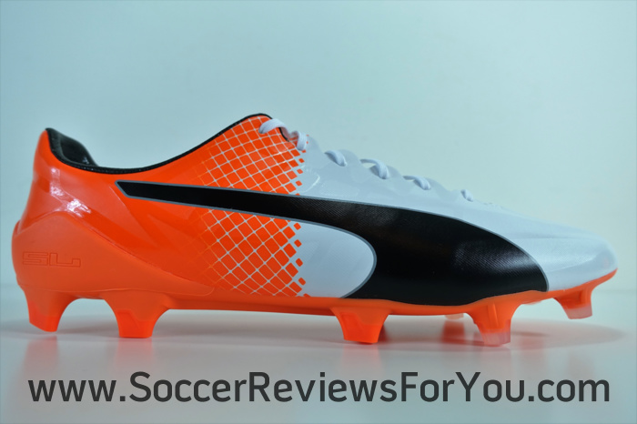 Puma evoSPEED SL-S White-Orange (3)