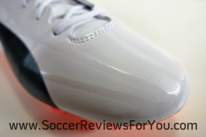 Puma evoSPEED SL-S White-Orange (5)