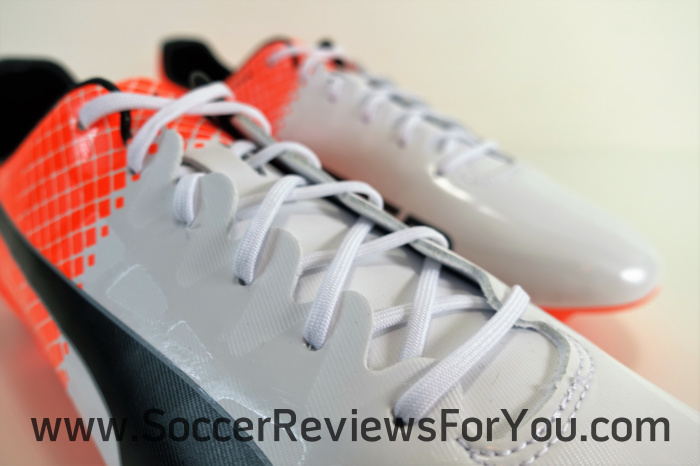 Puma evoSPEED SL-S White-Orange (9)