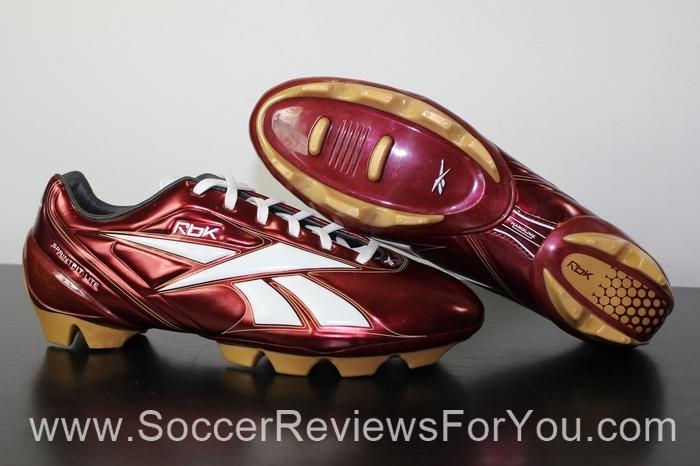 ef95132edc1 Reebok Sprintfit Lite Pro Video Review - Soccer Reviews For You